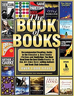 The Book Of Books Recommended Reading Including Must Read Books