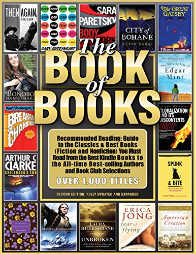 Pdf Epub Download The Book Of Books Recommended Reading Including