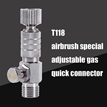 Image result for fast connector valve airbrush