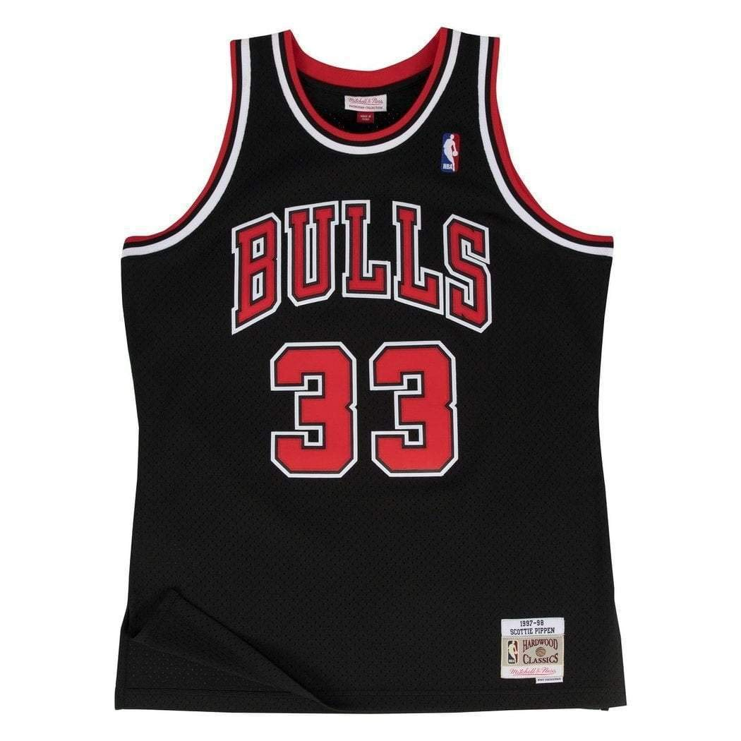 Mitchell & Ness Chicago Bulls Scottie Pippen 33 Canotta