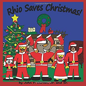 Rhio Saves Christmas!