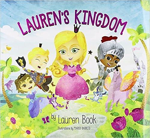 Lauren's Kingdom Lauren Book