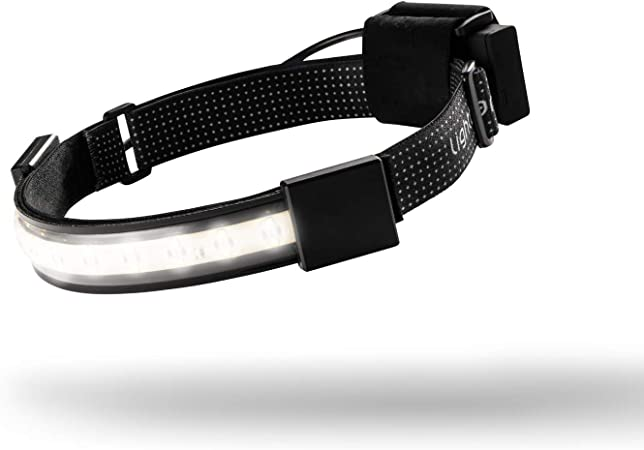 LIGHTBAR | LED Headlamp, 300 to 500 Lumens, Spot Light Mode and Red Light Modes Available On Select Models - Perfect for Camping Running Biking Fishing Construction