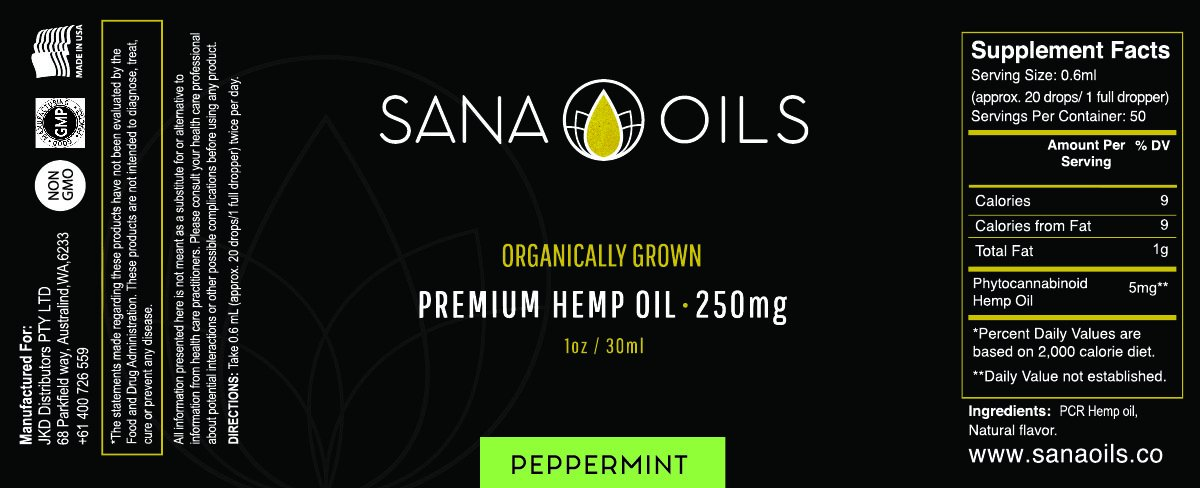 Premium Hemp Oil Supplement - Grown and Made in USA - 100% Natural - 30  Servings (1oz) - Pure Hemp