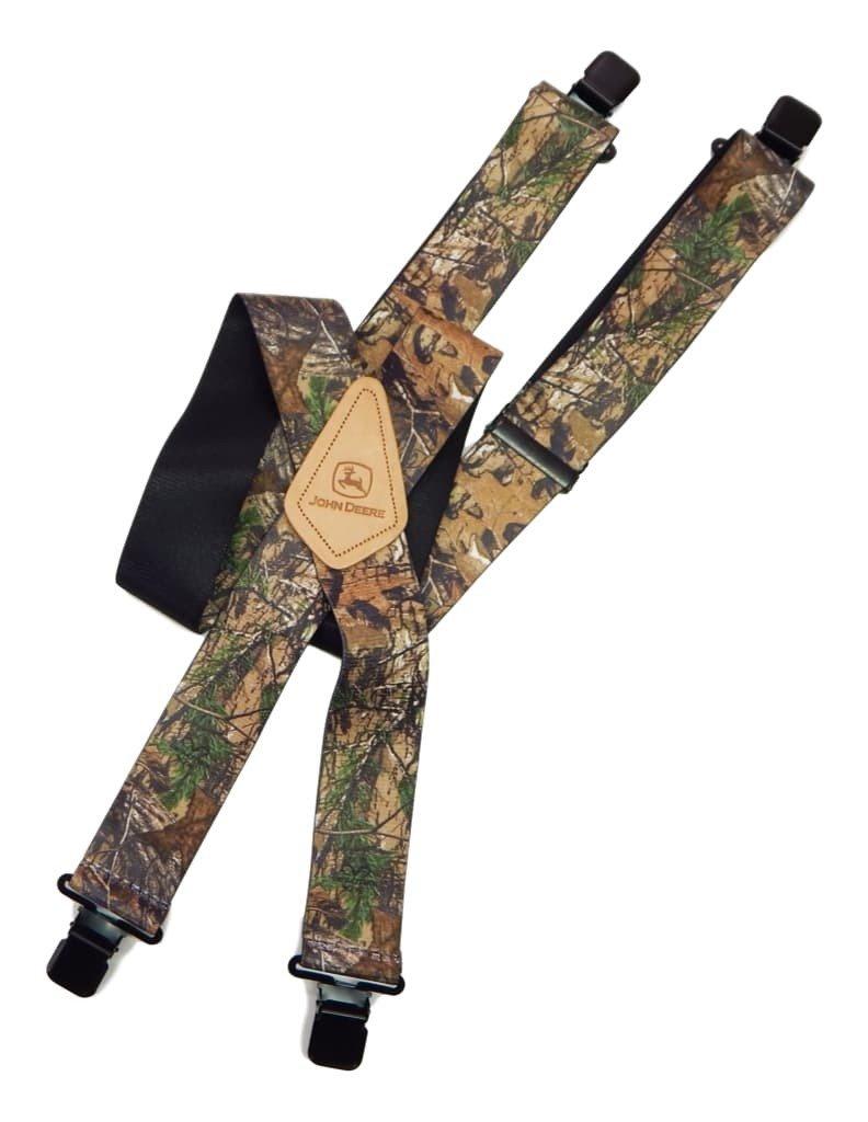 John Deere Suspenders REALTREE® Camo