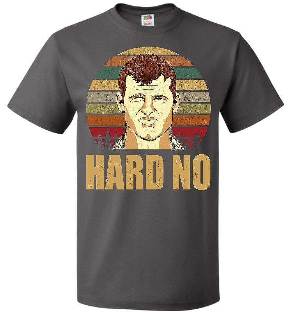 Illo Coast Hard No T Shirt Letterkenny Fans Sunset Retro