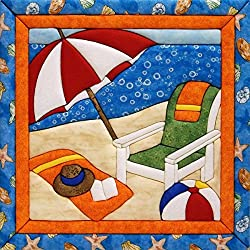 Summertime Quilt Magic Kit-12x12