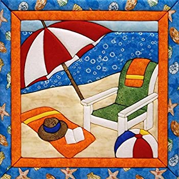 Summertime Quilt Magic Kit-12x12 0