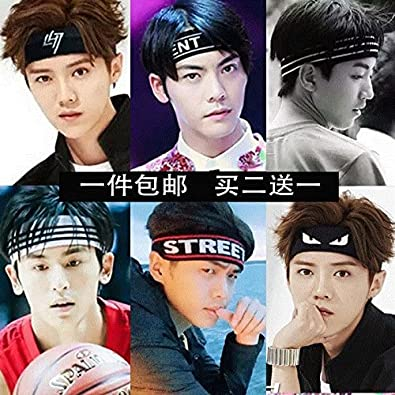 Generic Sash decorated hair bands hair bands headband tie male fashion men  and women with fine c12f5bd35dd