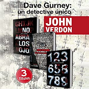 Pack David Gurney [Spanish Edition] Audiobook