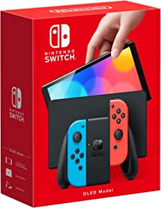 Nintendo Switch Console OLED Model - Neon