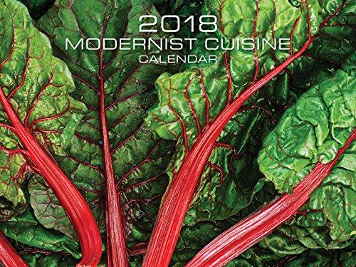 Modernist Cuisine 2018 Wall Calendar