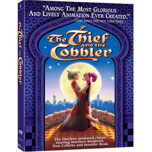 The Thief And The Cobbler by Miramax Family Films