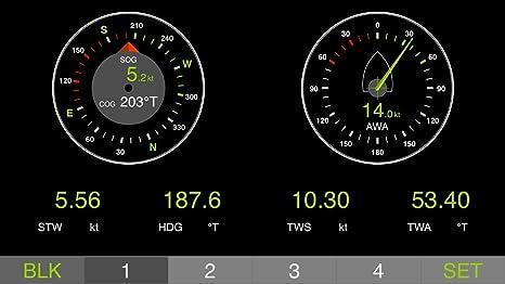 Yacht Devices Puerta de Enlace Wi-Fi YDWG-02 para NMEA 2000 o ...