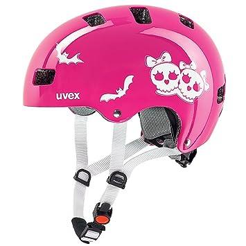 Uvex Kid 3 Casco de Ciclismo, Unisex, Rosa