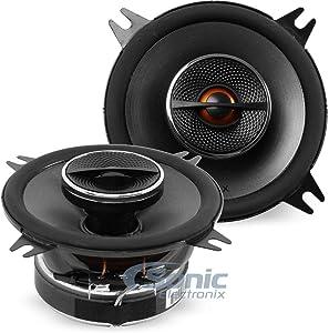 """JBL GX402 4"""" 210W Peak Power 2-Way GX Series Coaxial Car Audio Loudspeakers"""