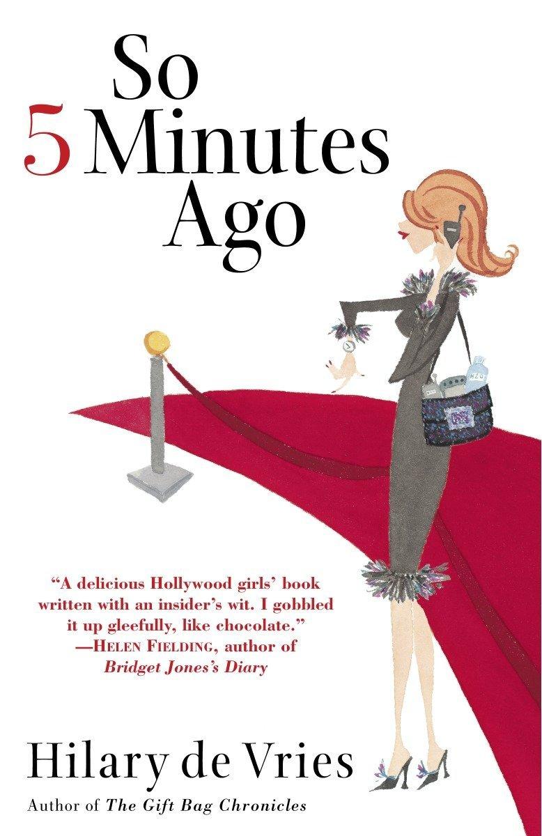 So 5 Minutes Ago: A Novel pdf epub