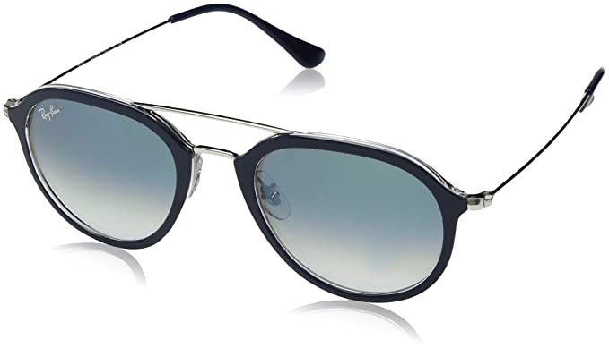 Ray-Ban 0rb4253 60533a 53 Gafas de sol, Top Blue On ...