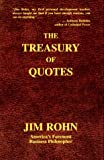 The Treasury of Quotes, Jim Rohn, 1558743944
