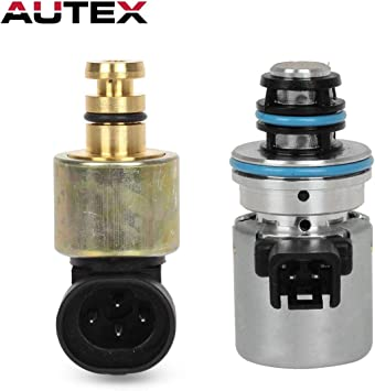 2000-2004 Jeep Grand Cherokee Dodge Ram 1500//2500//3500 HERCOO A500 A518 A618 42RE 46RE 47RE 48RE Transmission Governor Pressure Solenoid Transducer with Filter Gasket Kit for 2000 Up Dakota Durango