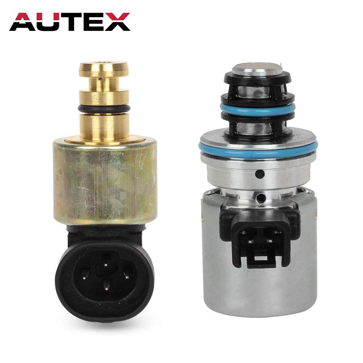 AUTEX Transmission Pressure Sensor Governor Solenoid Kit A500 A518 42RE 44RE 46RE 47RE Compatible With DODGE Dakota Ram 1500 2500 3500 1996-1999/B1500 B2500 1996-1998/Jeep Grand Cherokee 1993-1999 by AUTEX
