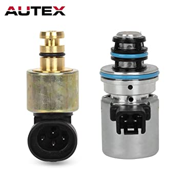 AUTEX Transmission Pressure Sensor Governor Solenoid Kit A500 A518 42RE  44RE 46RE 47RE Compatible With DODGE Dakota Ram 1500 2500 3500  1996-1999/B1500