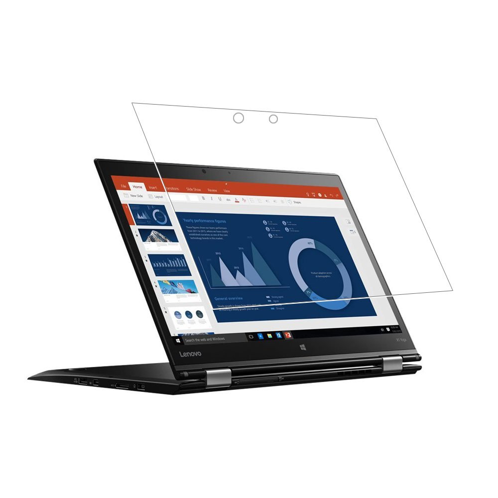 (3 pack) For Lenovo Thinkpad X1 Yoga Ultra Clear Screen Protector,High Definition Anti-scratch Screen Protector for Lenovo Thinkpad X1 Yoga