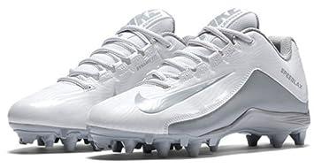 Nike Speedlax 5 Lacrosse Cleats Women s White Wolf Grey Wolf Grey 807158-100 e61b18fc3