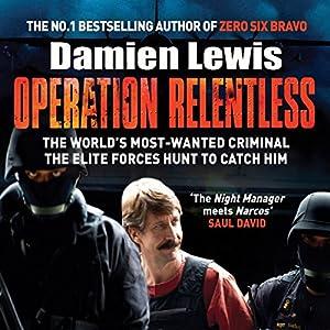 Operation Relentless Audiobook