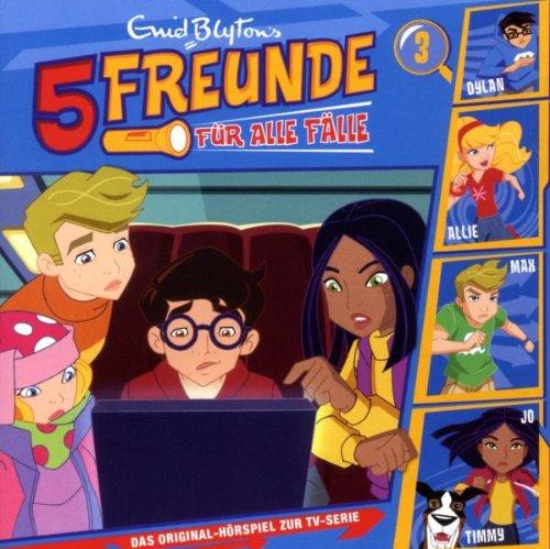 Für allie freunde nackt alle fälle fünf 5 Freunde