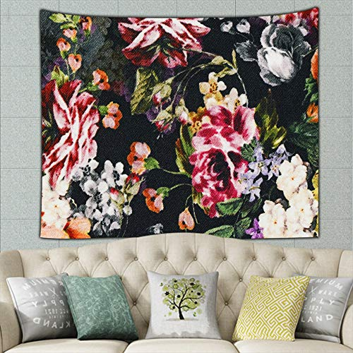 wrtgerht List Textile Fibre Suitable Dresses Cater Abstract Beauty Fashion Mural for Bedroom Living Room Dorm Home Décor 80ʺ × 60ʺ