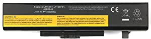 Bay Valley Parts 9-Cell 10.8V 7800mAh New Replacement Laptop Battery for Lenovo:L11S6Y01,L11O6Y01,L11L6F01,L11P6R01