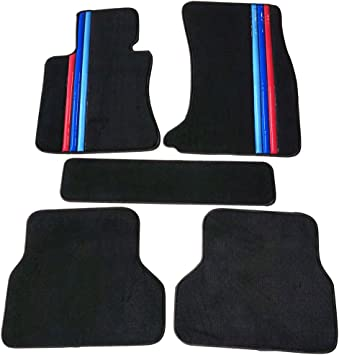 Amazon Com Floor Mat Compatible With 2004 2009 Bmw E60 5 Series