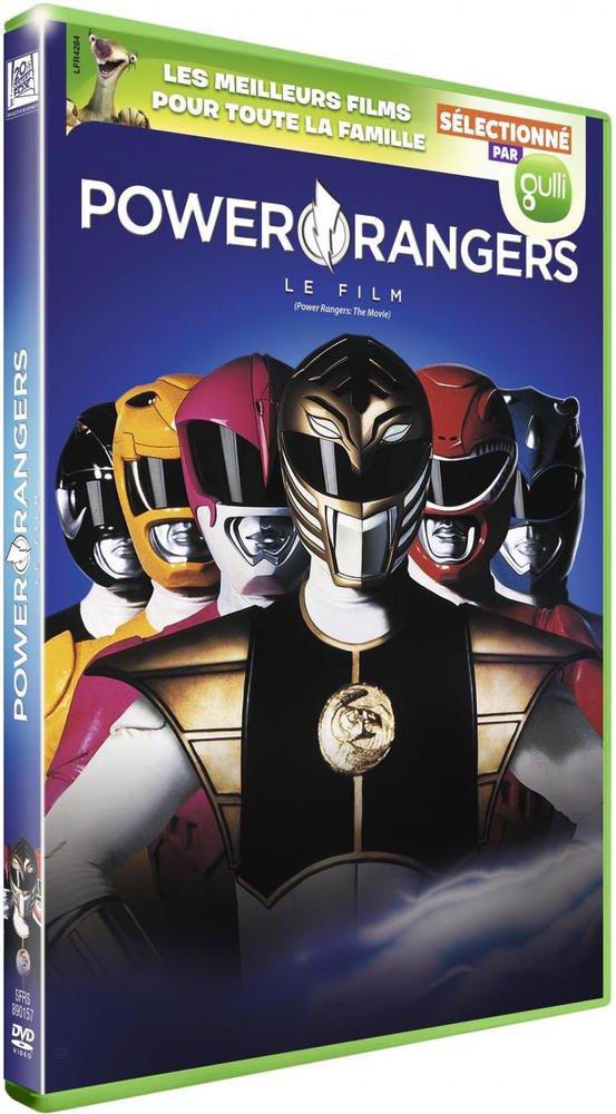 Power Rangers : Le Film [Francia] [DVD]: Amazon.es: Karan Ashley, Johnny Yong Bosch, Steve Cardenas, Jason David Frank, Amy Jo Johnson, David Yost, ...