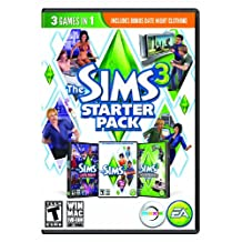 The Sims 3 Starter Pack Base