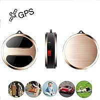 GPS Tracker, TKSTAR Mini Echtzeit GPS Tracker GPS Ortung GSM/GPRS/GPS Locator für Kinder ältliches Haustier Katzen Hund Fahrzeug Auto LKW oder Sachen mit Freier APP