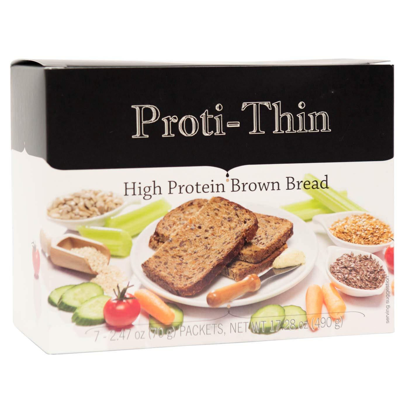 proti-thin – café de alta proteína Pan – 15 G de proteína ...