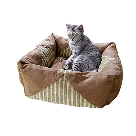 YNZYOG Pet Kennel Alfombra para Mascotas Bolsa De Dormir ...