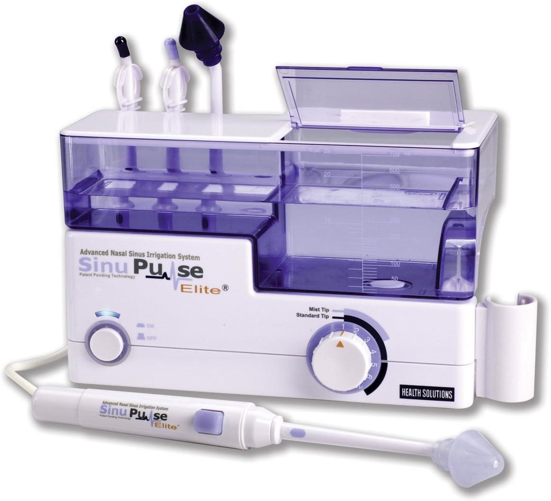 SinuPulse Elite Advanced Nasal Sinus Irrigation System