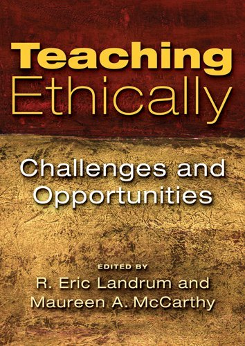 Teaching Ethically