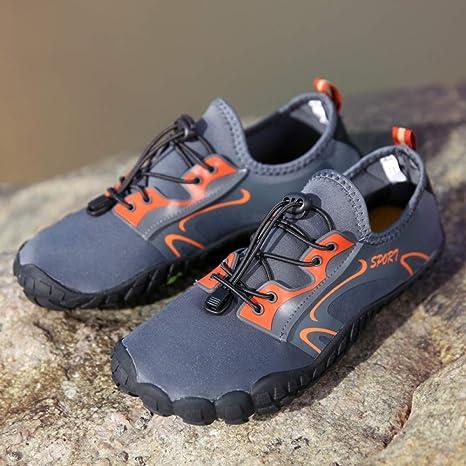 XLGJSX Zapatos De Agua Nuevos Zapatos De Agua Al Aire Libre ...