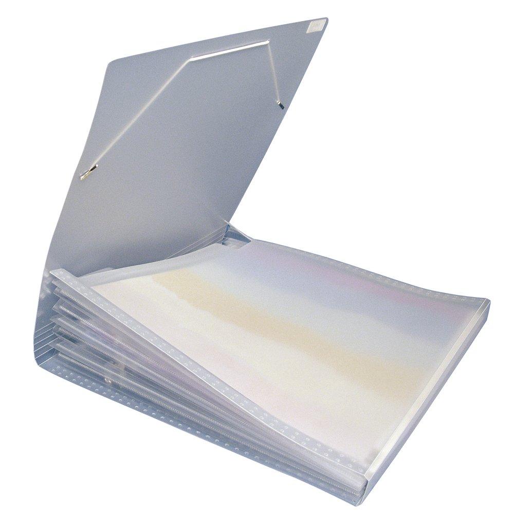 Rayher 7870500 Fächertasche für Scrapbooking-Papiere, 33x33,5cm, 7 Fäc 7 Fäc Rayher Hobby GmbH