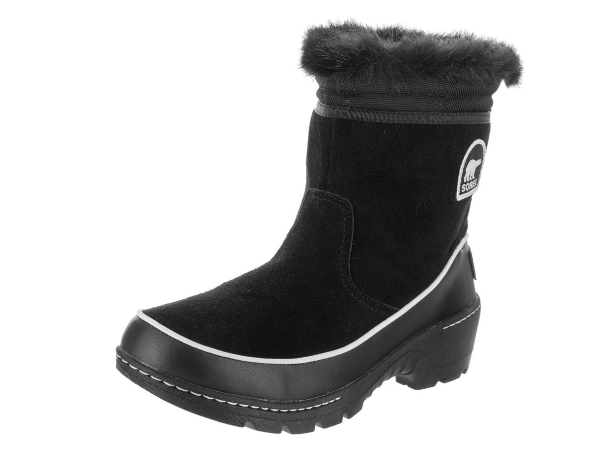 SOREL Tivoli III Pull-On Boot - Women's Black/Light Bisque, 10.0