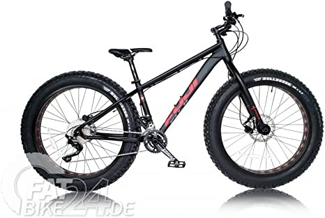 eldisto-gmbh Fuji Wendigo 1.1 Fat Bike fatbike Mouten Bike MTB ...