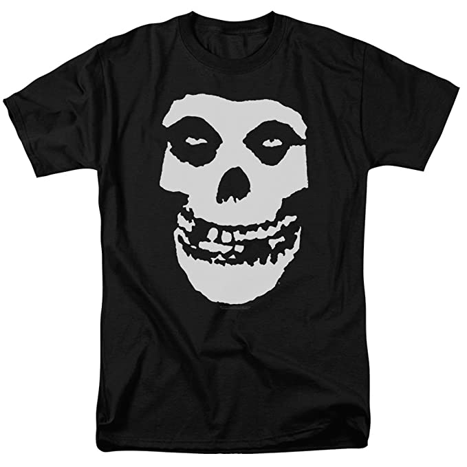 TeeShirtPalace Misfits - Fiend Skull T-Shirt