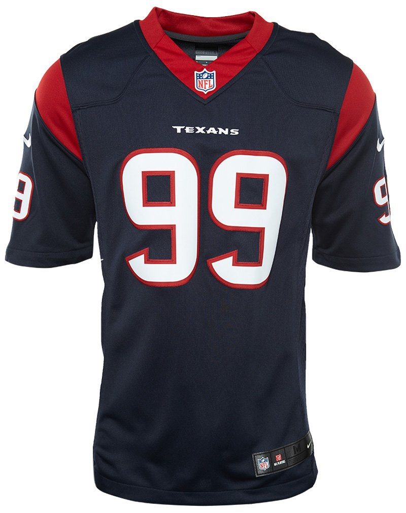 4d75833d Amazon.com : Nike Men's JJ Watt Houston Texans Limited Stitched ...
