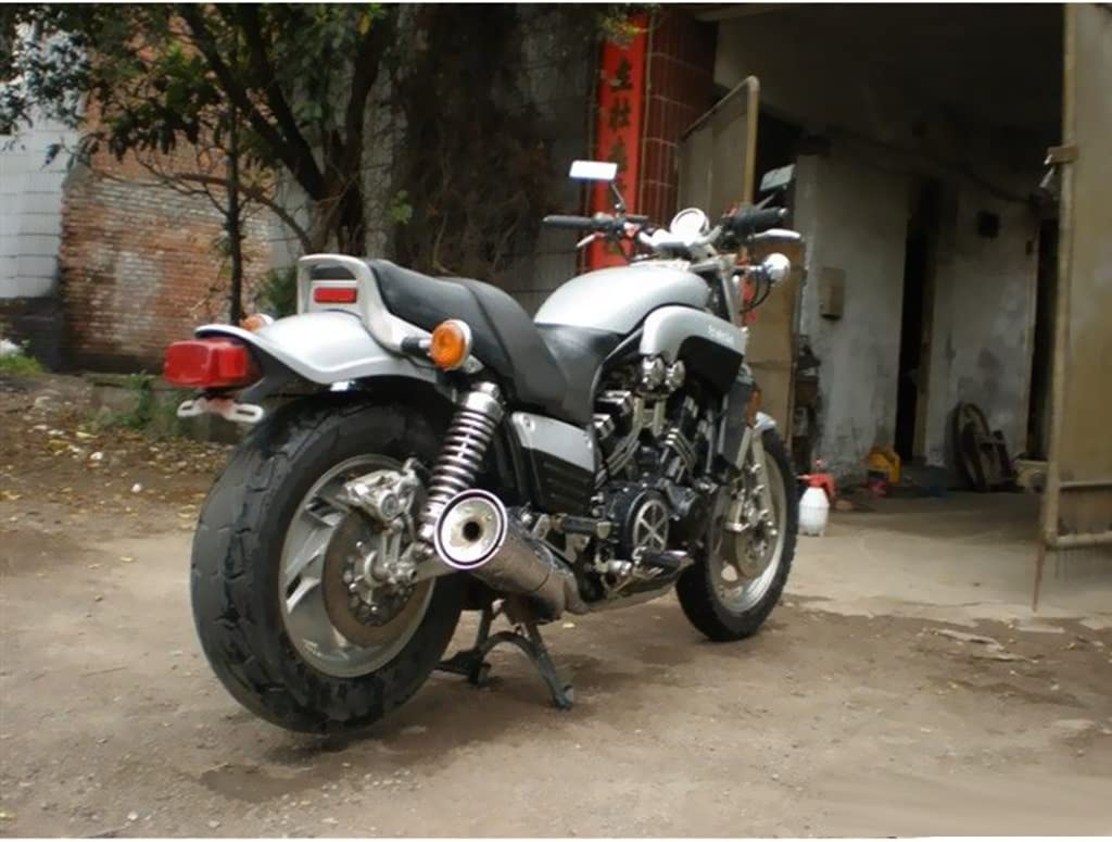 V-star 2pcs Indicador de Motocicleta que Destella de Luz Parte Delantera para Yamaha V-max1200