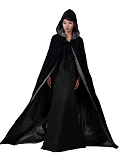 halloween cosplay costumes party capes unisex christmas day hooded cloak capes