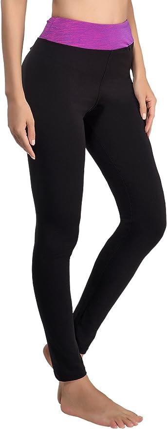 VANIS Mallas Deportivas Mujer Yoga Leggings Pantalon Elastico ...