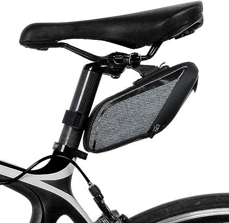 Bicicleta Cola Bolsa Bicicleta de Carretera Amortiguador Bolsa ...